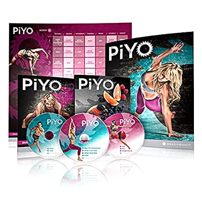 PiYo combines the muscle-sculpting, core-firming benefits of Pilates with the strength and flexibility advantages of yoga Piyo cranks up the speed to deliver a true fat-burning, low-impact workout that leaves your body looking long, lean, and incredi...