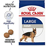 Royal Canin Large Breed Adult Dry Dog Food, 35 lb. bag