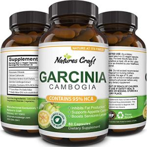 Garcinia Cambogia with 95% HCA Weight Loss Supplement - Best Fast Acting Fat Burner and Natural Carb Blocker Diet Pills - Pure Garcinia Extract Appetite Suppressant for Men & Women 6 - My Weight Loss Today