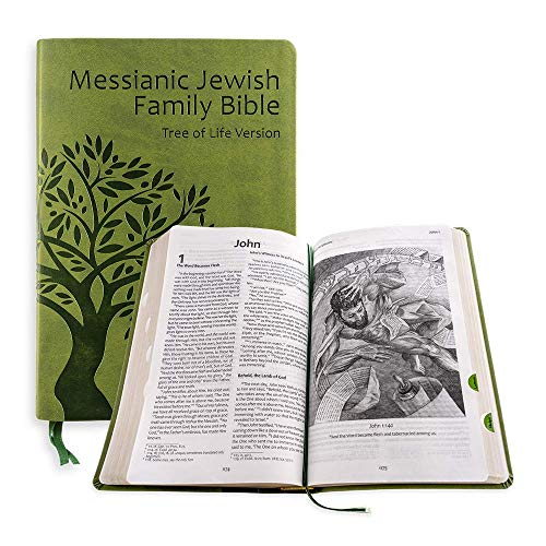 Messianic Jewish Family Bible (TLV) - Spring Green