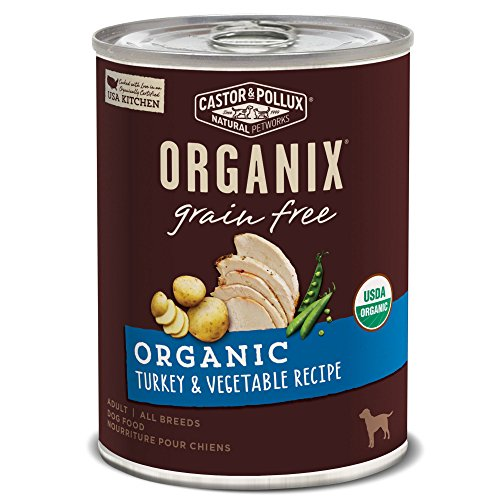 Castor & Pollux Organix Grain Free Organic Turkey...