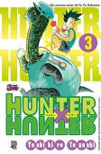 Hunter x hunter vol. 03