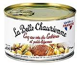 La Belle Chaurienne Plat Préparé Coq au Vin des Corbières/Petits Légumes 400 g