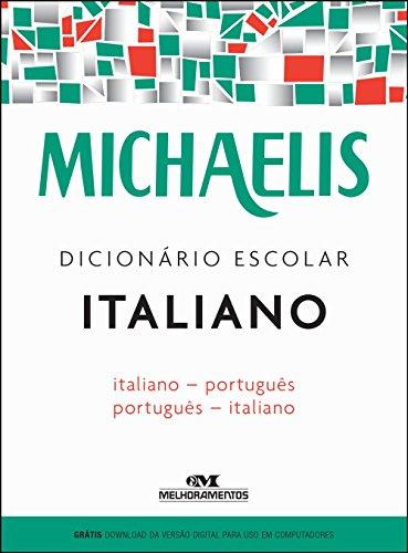 Michaelis. Dicionário Escolar Italiano