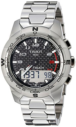 Tissot Herren-Armbanduhr T-TOUCH II T0474204420700