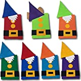 Set of 7: Seven Dwarf Costume Sets (Snow White and the Seven Dwarfs / Group Costume) - Baby / Toddler / Kids / Teen / Adult Sizes