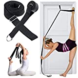 AMENKER Leg Stretcher Door Flexibility Stretching Leg Strap, 9.8ft Door Flexibility Stretching Leg...