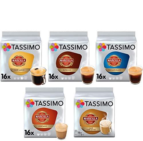 Tassimo Café Marcilla Café Selección - Marcilla Café con