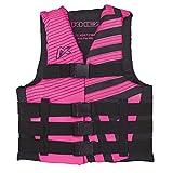 Airhead Women's Trend Life Vest-Small/Medium, Pink (10081-04-A-BKHP)
