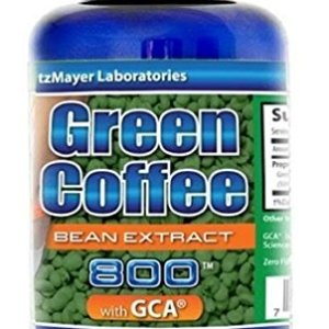 Pure Green Coffee Bean Extract 800 50% Chlorogenic Acid 3 Pack 3 - My Weight Loss Today