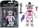 Funko Five Nights at Freddy's Funtime Freddy Articulated Action Figure, 5'