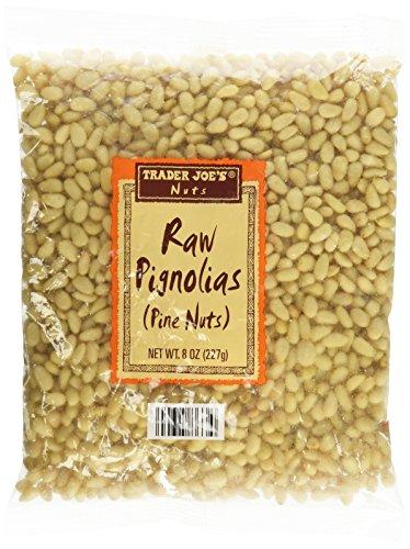 Trader Joe's Raw Pignolias (Pine Nuts)