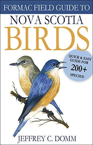 Formac Field Guide to Nova Scotia Birds (Paperback)
