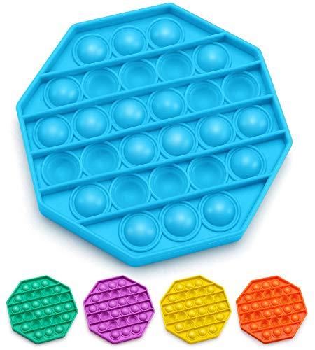 Push Pop Bubble Fidget Sensory Toy, Fidget Toys for Kids...