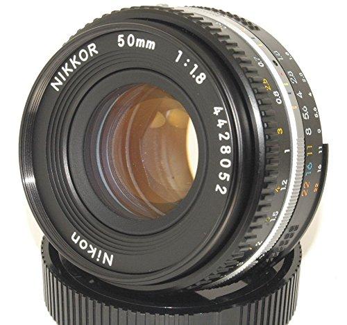 ニコン Nikon Ai-s Nikkor 50mm F1.8 短焦点レンズ パンケーキ