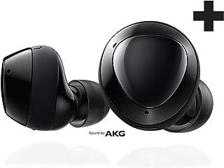 Samsung Galaxy Buds+ Plus, True Wireless Earbuds (Wireless Charging Case included), Black..