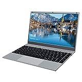 KUU XBook Ordenador Porttil 14.1'', Notebook Inter Celeron J4115, 8GB RAM DDR4 256GB SSD, Monitor de PC porttil FHD con USB 3.0 y Bluetooth 4.2, porttil con Windows 10