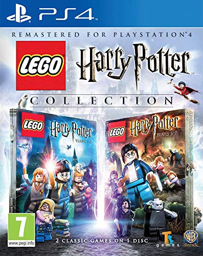 Lego Harry Potter 1–7Collection PS4