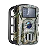 APEMAN Trail Camera 16MP 1080P No-Glow Infrared Night Vision Hunting...