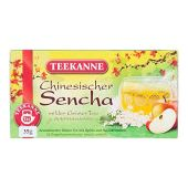 Green tea sencha apple at elderberry teekanne 35g