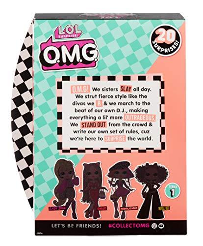 Image 11 - MGA- Poupée-Mannequin L.O.L O.M.G. Neonlicious avec 20 Surprises Toy, 560579, Multicolore