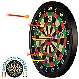 Doinkit Darts Kid-Safe Indoor Magnetic Dart Board -...