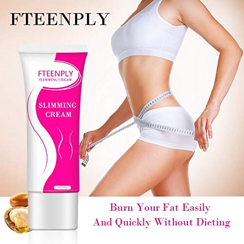 2Pack Hot Cream Tummy Slimming Cream Anti Cellulite Cream for Weight Loss Body Fat Burning Cream Cellulite Removal Cream for Women and Men Reducing Belly, Legs, Arms, Thigh and Waist Fat 7
