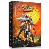 Sinwind Classeur pour Pokemon, Porte Carte Pokemon, Livre Carte Pokemon, Pokemon...