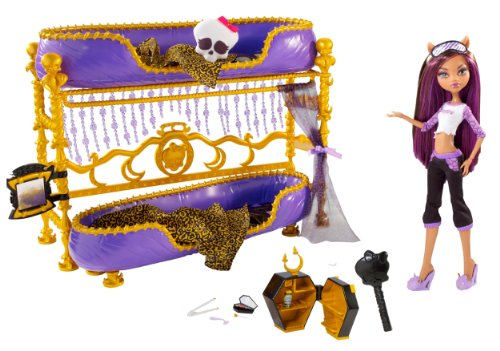 Monster High Dead Tired Clawdeen Wolf Do Buy Online In Mongolia At Desertcart