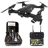Drone con videocamera 4K HD, Stabilizzatore GPS per droni con...