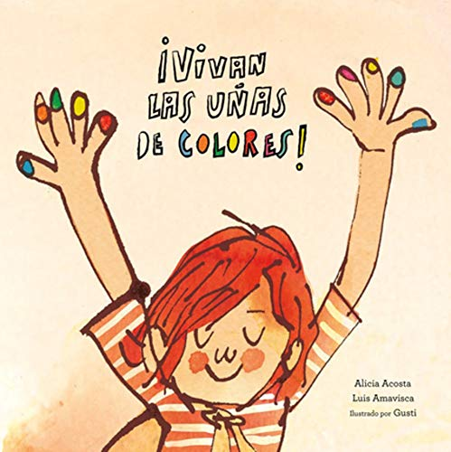 ¡Vivan las uñas de colores! (Español Egalité)