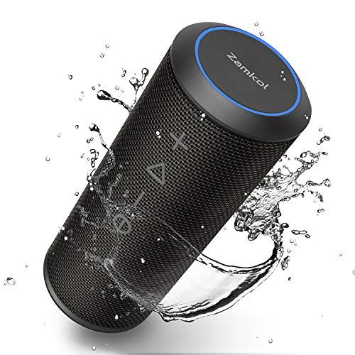 Zamkol 24W Cassa Altoparlante Bluetooth, IPX6...