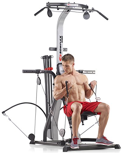 We Recommend The Bowflex Home Gym Series