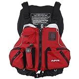 NRS cVest Type III PFD Adjustable Adult Sea Kayak Life Jacket Vest with...