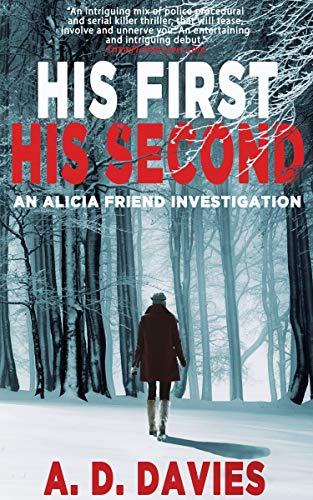 His First His Second (Alicia Friend Book 1) Kindle Edition