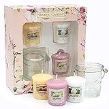 Yankee Candle coffret cadeau   3votives parfumées et...