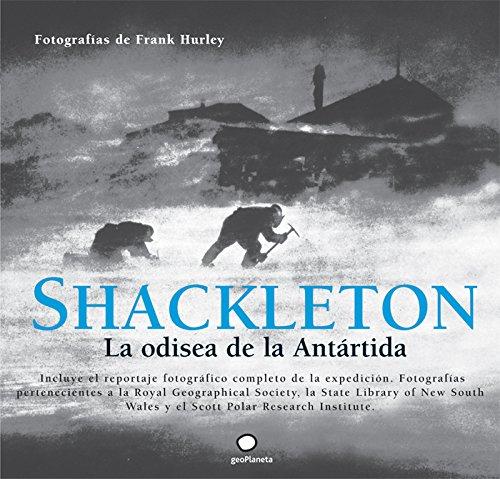 Shackleton 2. La odisea de la Antártida (Ilustrados)