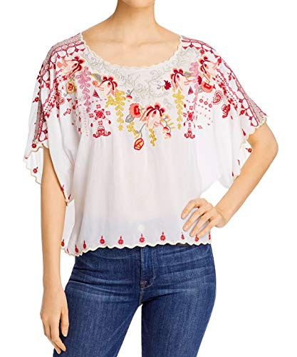 100% rayon Scoop neckline Pullover styling