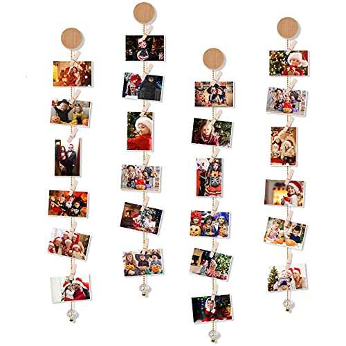 Olakee Hanging Photo Display Picture Frame Collage Picture...