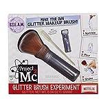 Project Mc2 S.T.E.A.M. Experiment - Glitter Brush - Juguetes y Kits de Ciencia para niños (Beauty, 6 año(s), Chica, 12 año(s), Púrpura, Transparente, De plástico)