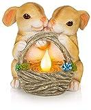 Bunny Rabbits Solar...image