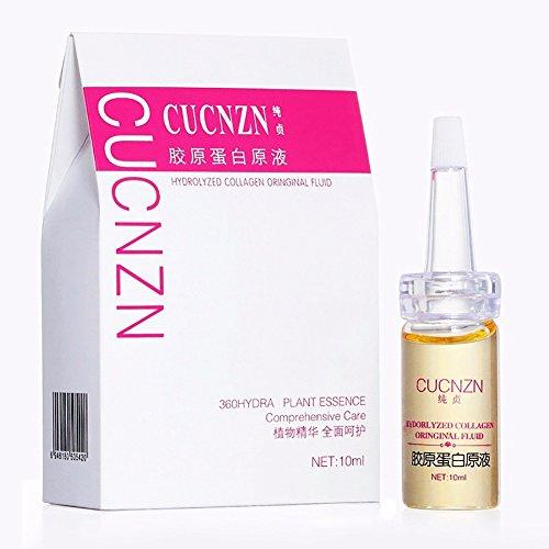 Acido Colageno Hidrolizado Puro Ojo Rostro Unisex Cucnzn