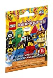 LEGO Minifigure Series 18: Party - 1 Figure Building Kit 7 pieces (Toy)