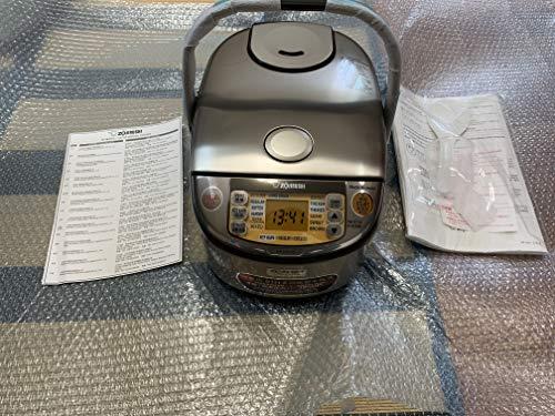 Backen äußerst Zojirushi Ausland Druck IH Reiskocher 220–230V np-hih10-xj (5,5)