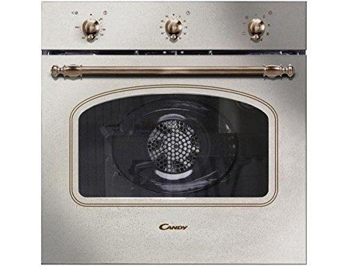 Candy - Forno elettrico multifunizione FCC 603 AV finitura avena da 60 cm