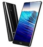 UMIDIGI Crystal - Version Mondiale Bezel-Less 5.5 Pouces FHD écran Android 7.0 Smartphone, Corning Gorilla Glass 4, 1.5GHz Quad Core 4GB RAM 64GB, Double caméra arrière 5MP + 13MP,