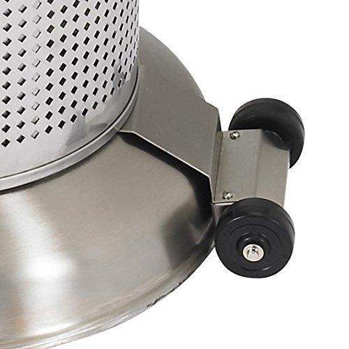 Sunglo Patio Heater Wheel Kit