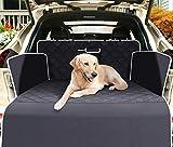 Pecute Copri Baule Auto per Cani, Tappeto Auto per Cani, Universale Coprisedile Auto