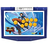 Mad Catz Street Fighter V Chun-Li Arcade Fight Stick Tournament Edition 2 for PlayStation 4/3 (Video Game)