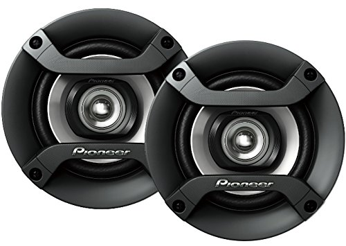 Pioneer 4' Speakers - 4-Inch, 150 Watt, Dual Cone 2-Way Speakers, Set of 2, Model: TS-F1034R